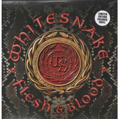 WHITESNAKE Flesh And Blood DOUBLE LP VINYL Europe Frontiers 2019 13