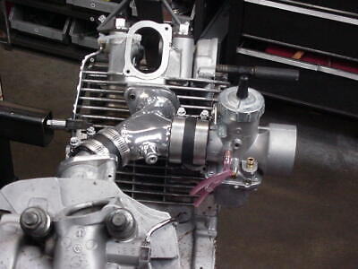 YAMAHA XS 650 manifold single carb 2into1 intake - $175 00 | PicClick