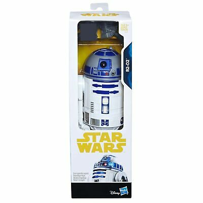 """Star Wars The Last Jedi R2-D2 7 Inch Action Figure - 12"""" Scale"""