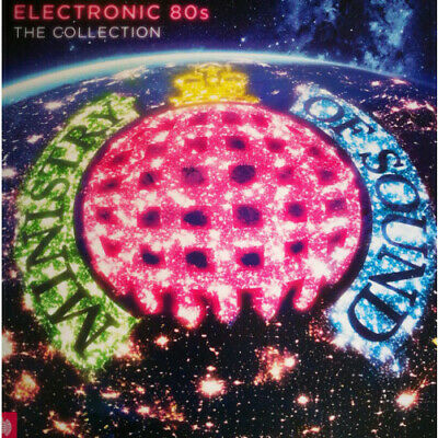 VARIOUS (70'S) Electronic 80S (The Collection) DOUBLE LP VINYL Ministry Of