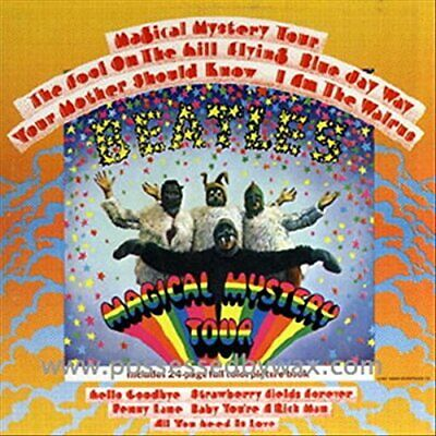 Beatles - MAGICAL MYSTERY TOUR - CD - New