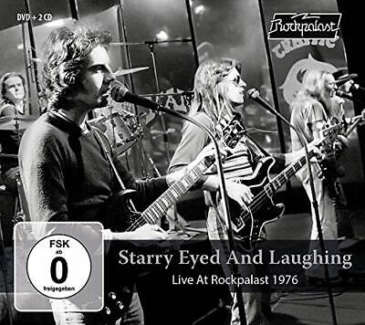 STARRY EYED AND LAUGHING - LIVE AT ROCKPALAST 1976 - CD/DVD - New