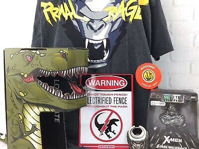 """Loot Crate March 2017 """"Primal"""" XL UNOPENED"""