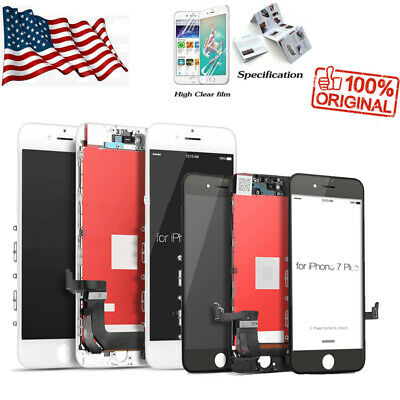 OEM For iPhone 6 6s Plus LCD Display Touch Screen Digitizer Replacement Assembly
