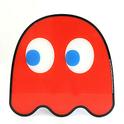 Arcade1Up Collectibles - Pac-Man Red Ghost Light-Up Silhouette Sign [Brand New]