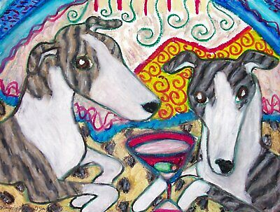 Address Book /& Dates section choice of 3 colours Gift O Whippet Dog Telephone