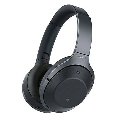 Sony WH1000XM2 Wireless Noise Cancelling Headphones - Black