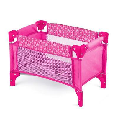 Polly Dolly Dolls Toy Travel Cot