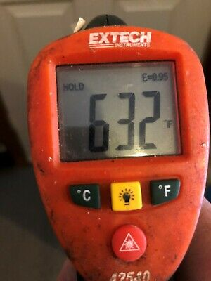 Extech 42540: High Temperature IR Thermometer - USED