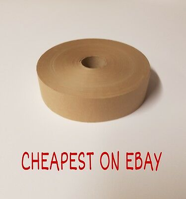 Gummed Tape 36mm x 200m Picture Framing Tape Gum Tape Gummed Paper COMBINED POST