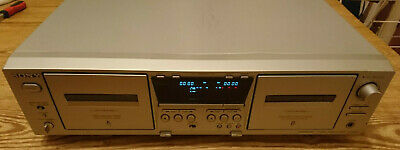 Sony TC-WE475 Stereo HXPro Dual Cassette Tape Deck Player Recorder HiFi Separate