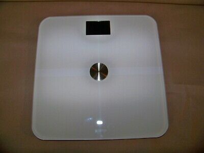 Withings WS-50 Smart Body Analyzer Scale - white