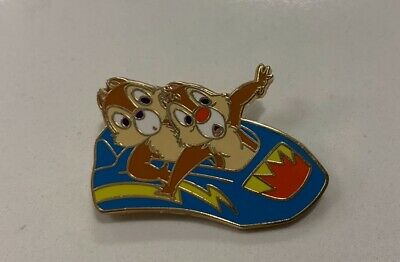 2006 Chip and Dale Rocket Gift With Purchase Disney Trading Pin