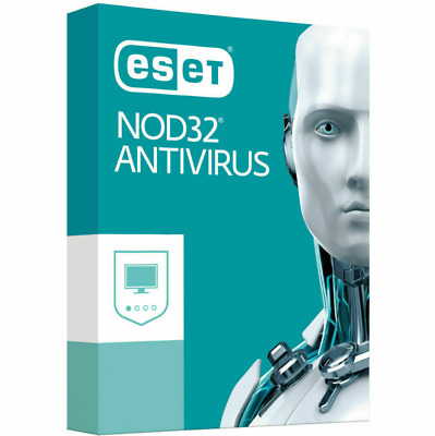 ESET NOD32 Antivirus 2020 3 device - 3 Years - Instant Delivery