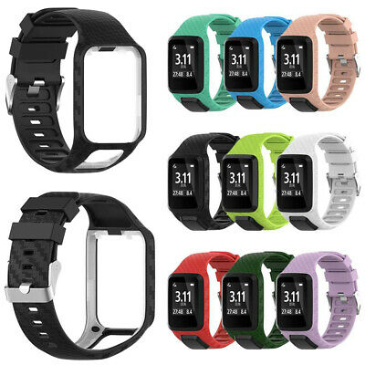 New Replacement Silicone Band Strap for TomTom Runner 2/3 Spark/3 Sport Watch