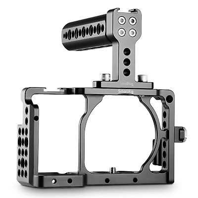SmallRig Camera Cage Kit Fr Sony A6000/A6300/A6500 With Top Handle 1921