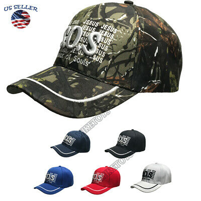 1f219dda NEW CHRISTIAN FOR Life Biker Hat Ball Cap Black Camo Camouflage I ...