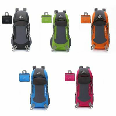 Waterproof Travel Hiking Backpack Dayback Foldable Camping for Men and Women
