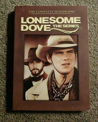 Lonesome Dove the Series: The Complete Season One DVD, Eric Mccormack,