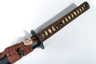 One of a Kind Prototype Hanwei Tori Katana with White Rayskin