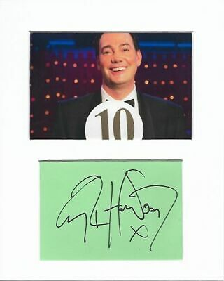Craig Revel Horwood strictly come dancing genuine authentic hand signed AFTAL