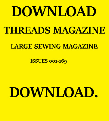 Threads Large Magazine Collection Download Pdf
