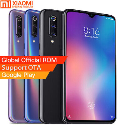 "NEW Xiaomi Mi 9 6.39 ""128GB Smartphone MIUI 10 Snapdragon 855 Octa Core 48MP NFC"