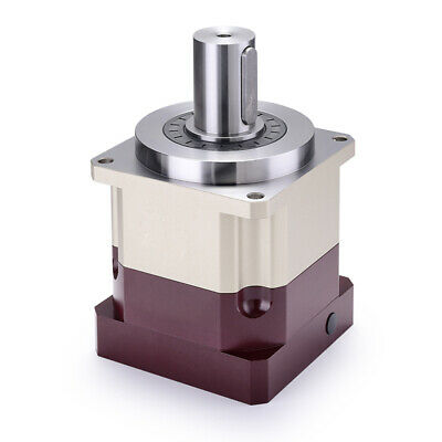 Helical planetary gearbox 3:1 to 10:1 for NEMA23 57mm stepper motor shaft 6.35mm