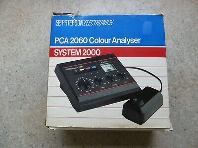 Philips/Paterson PC2060 Colour Analyser