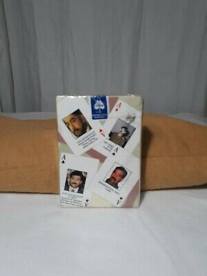 Iraqi Most Wanted Playing Cards (Sealed) Liberty Brand Made In USA!