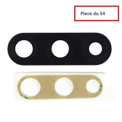 Vitre Arriere Lentille Camera Huawei P30 Lite + Adhesif