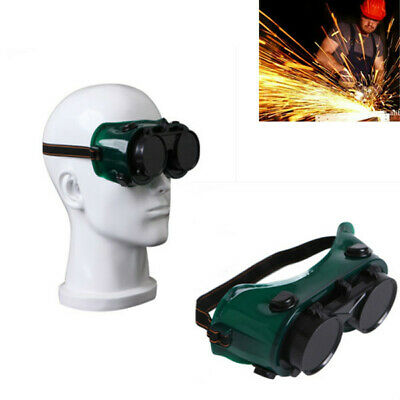 1PCS Welding Cutting Welders Industrial Safety Welding Goggles Steampunk