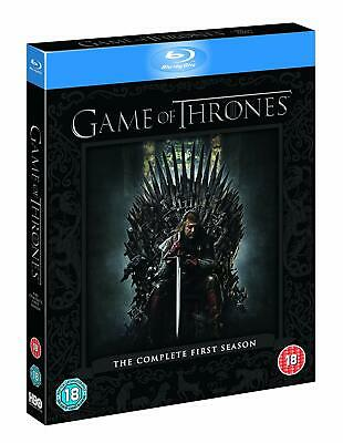 Game of Thrones: The Complete First Season (Full Slipcover Blu-ray Digibook) [UK
