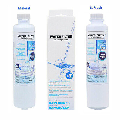 Replacement For OEM Samsung Refrigerator Water Filter DA29-00020B Mineral &Fresh