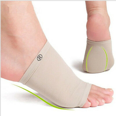 Sports /& Running Insoles Orthotic Memory Foam Arch Shock-Absorption Pads HY1