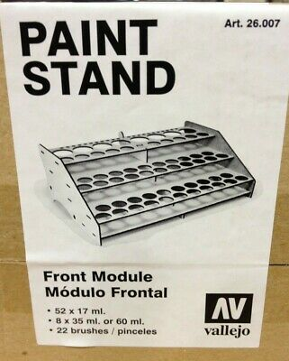 Vallejo Paint Stand Front Module,Ref.26.007