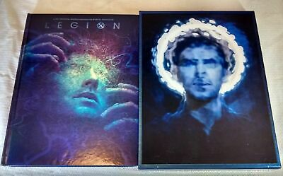 Legion Season 2 Press Kit FX Marvel TV SHOW promo DVD EPISODES
