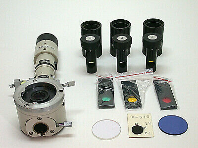 Fluorescence kit for NIKON LABOPHOT ,Optiphot,Alphaphot,etc.