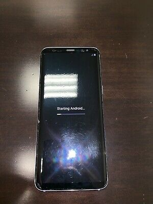 Samsung Galaxy S8 SM-G950U 64GB Coral Blue! Sprint Unlocked! Clean ESN!