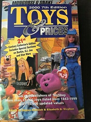 Toys Price Guide 7th Edition
