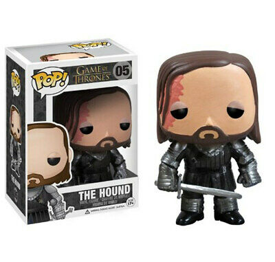 Game of Thrones FUNKO POP The Hound 05# Characters Vinyl Action Figures