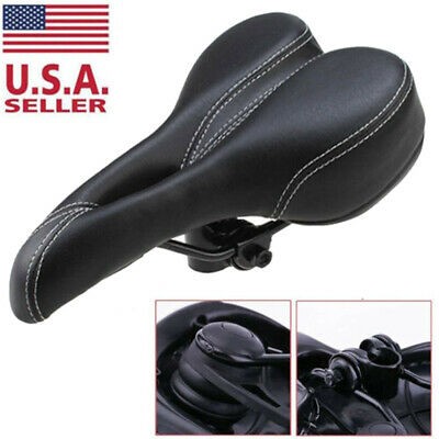 Black Mountain Cycling MTB Comfort Road Bike Top Grade Seat Saddle Pad DT
