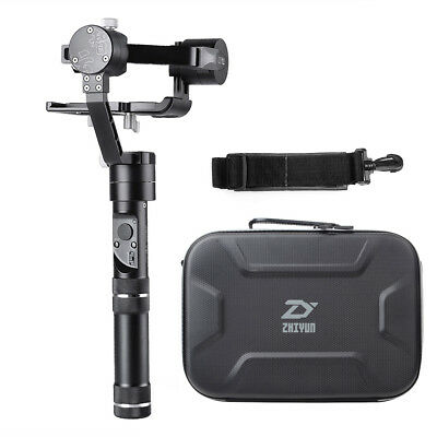 Zhiyun Crane-M 3-Axis Gimbal Stabilizer for Mirrorless/Sport Camera phones