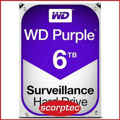 Western Digital WD Purple 6TB, WD60PURZ