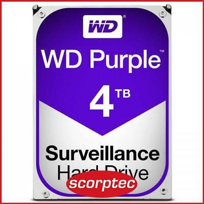Western Digital WD Purple 4TB, WD40PURZ