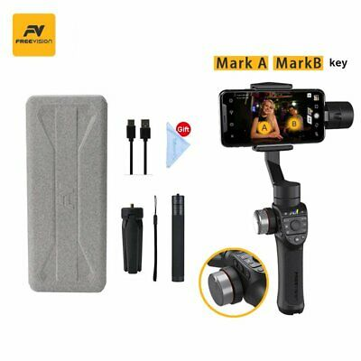 Genuine Freevision Vilta-M Pro 3-Axis Handheld Gimbal Stabilizer with Tripod Kit