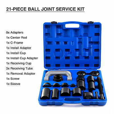 4 in 1 Ball Joint Auto Remover Installer Tool Service 2/&4 WD Auto Repair Brake G