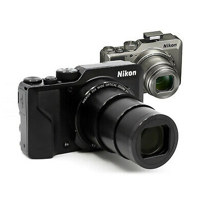 Nikon COOLPIX A1000 35x 4K Digital Camera ISO 6400 Wi-Fi Touch Screen (2 Colors)
