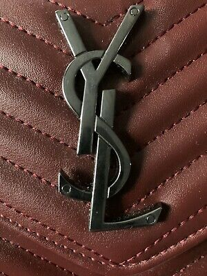 YSL Yves Saint Laurent Brown Shoulder bag Handbag