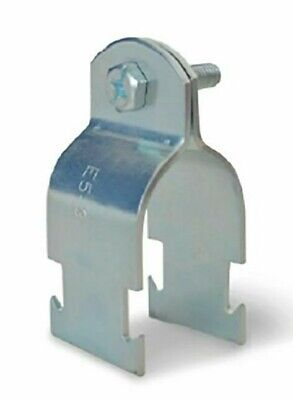 BBJ PIPE CLAMP PE5-114P 32x2.5mm Suits 114mm Pipe, M8 Thread